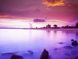 Beautiful Sunset, Bali, Indonesia Photographic Print by Micah Wright