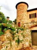 Castello Di Gabbiano, One of the Historic Chianti Wine Estates in Tuscany, Greve, Italy Photographic Print by Richard Duval