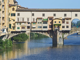 Ponte Vecchio at Sunrise, Florence, Tuscany, Italy Photographic Print by Rob Tilley