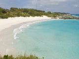 Horseshoe Bay Beach, Bermuda Reproduction photographique par Michael DeFreitas