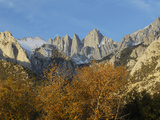 Inyo National Forest, Mount Whitney, California, Usa Photographic Print by Gerry Reynolds
