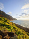 Kalalau Beach, Napali Coast, Kauai, Hawaii, Usa Photographic Print by Douglas Peebles