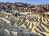 Amargosa Range at Zabriskie Point, Death Valley National Park, California, Usa Photographic Print by Jamie & Judy Wild