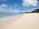 Brighton Beach Barbados, Caribbean Reproduction photographique par Michael DeFreitas