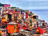 Scenes from Cinque Terra, Italy Fotodruck von Richard Duval