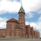 Loras College Founded in 1839, Dubuque, Iowa, Usa Photographic Print by Jamie & Judy Wild