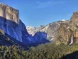 Yosemite Valley from Tunnel View, Yosemite National Park, California, Usa Photographic Print by Jamie & Judy Wild