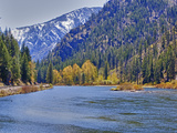 Wenatchee River, Tumwater Canyon, Wenatchee National Forest, Washington, Usa Photographic Print by Jamie & Judy Wild
