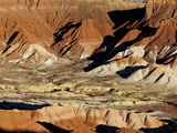 Moon Valley, Valle De La Luna in the Andes Mountains, Province Jujuy, Argentina Photographic Print by Jutta Riegel