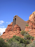 Chapel of the Holy Cross by Marguerite Brunswig Staude, Red Rock Country, Sedona, Arizona, Usa Photographic Print by Savanah Stewart