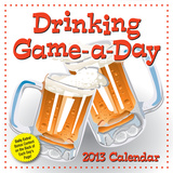 Drinking Game-a-Day - 2013 Calendar Calendars