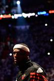 Miami, FL - June 21:  Miami Heat and Oklahoma City Thunder Game Five, LeBron James Photographic Print by Ronald Martinez