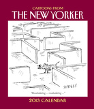 Cartoons from The New Yorker - 2013 Weekly Planner Calendar Calendarios
