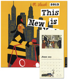 This is New York - 2013 Calendar Calendars