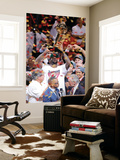 Miami, FL - June 21:  Miami Heat and Oklahoma City Thunder Game Five, LeBron James Prints by Mike Ehrmann