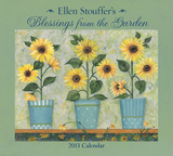 Ellen Stouffer's Blessings from the Garden - 2013 Deluxe Calendar Calendars