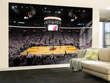 Miami, FL - June 21:  An overall of American Airlines Arena. Wall Mural – Large by Joe Murphy