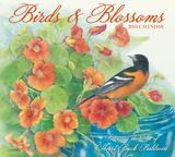 Birds & Blossoms - 2013 Deluxe Calendar Calendars