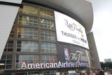 Miami, FL - June 21:  A shot of American Airlines Arena before the game. Photographic Print by Ray Amati