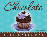 Chocolate - 2013 Mini Day-to-Day Calendar Calendários