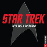 Star Trek - 2013 Daily Calendar Calendars