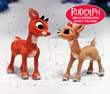 Rudolph the Red Nosed Reindeer Advent Calendar Calendars