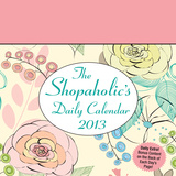 The Shopaholic's Daily Calendar - 2013 Calendars