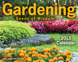 Gardening - 2013 Mini Day-to-Day Calendar Calendars