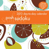 Posh: Sudoku - 2013 Day-to-Day Calendar Calendars