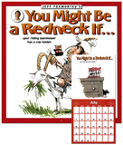 Jeff Foxworthy's You Might Be a Redneck If... - 2013 Calendar Calendarios