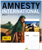Ammesty International - 2013 Calendar Calendarios