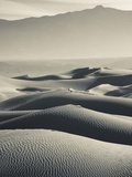 USA, California, Death Valley National Park, Mesquite Flat Sand Dunes Photographic Print by Walter Bibikow