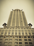 Chrysler Building, Midtown, Manhattan, New York City, USA Photographic Print by Jon Arnold