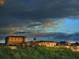 Italy, Umbria, Terni District, Alviano, the Castle Photographic Print by Francesco Iacobelli