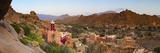 Red Mosque, Adai, Tafraoute, Anti Atlas, Morocco Photographic Print by Doug Pearson
