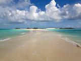 Venezuela, Archipelago Los Roques National Park, Cayo De Agua Photographic Print by Jane Sweeney
