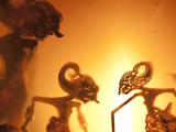Shadow Puppets, Kuala Lumpur, Malaysia Photographic Print by Jon Arnold