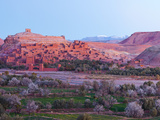 Ait Benhaddou, Atlas Mountains, Morocco Photographie par Doug Pearson