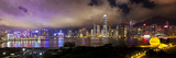 Hong Kong Harbour, and Central Skyline, Hong Kong Island, Hong Kong, China Photographic Print by Gavin Hellier