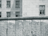Berlin Wall at the Topographie Des Terrors, Berlin, Germany Photographic Print by Jon Arnold