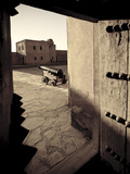 Oman, Jabrin Fort Photographic Print by Michele Falzone