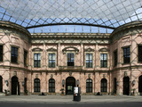 The Zeughaus (Old Arsenal) of Berlin is the Oldest Structure on the Unter Den Linden, Built by Bran Photographic Print by David Bank