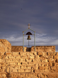 Sicily, Italy, Western Europe, a Small Chapel in the Port of Trapani Photographic Print by Ken Scicluna