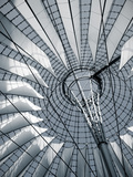 Sony Center, Potsdammer Platz, Berlin, Germany Photographic Print by Jon Arnold