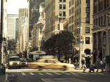 Lower Park Avenue, Manhattan, New York City, USA Photographic Print by Jon Arnold