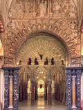 Spain, Andalucia, Cordoba, Mezquita Catedral (Mosque - Cathedral) (UNESCO Site) Photographic Print by Michele Falzone