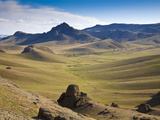 Mongolia, Terelj National Park Photographic Print by Jane Sweeney