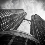 Petronas Towers, Kuala Lumpur, Malaysia Photographic Print by Jon Arnold