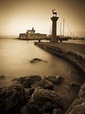 Rhodes Town, Rhodes, Greece Photographie par Doug Pearson
