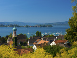 Allensbach, Lake Constance, Baden-Wuerttemberg, Germany Photographic Print by Katja Kreder